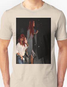Rihanna Twins 01 Unisex T-Shirt