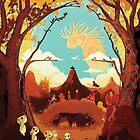 Miyazaki Hayao - Studio Ghibli - Mixed by Smilie Face