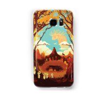 Miyazaki Hayao - Studio Ghibli - Mixed Samsung Galaxy Case/Skin