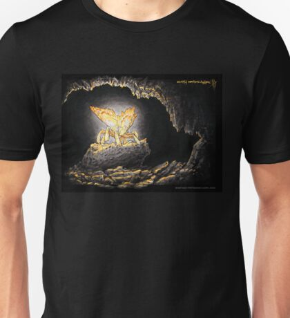 Cavern Glower - Earth Beasts Awaken Apparel T-Shirt