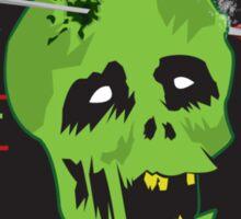 Zombie Hunters Sticker