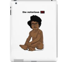 The Notorious I.T. iPad Case/Skin