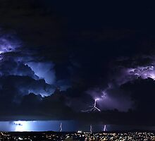 Multiple Exposure | Lightning by NickVerburgt