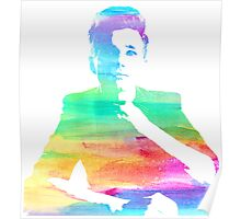 rainbow chris Poster