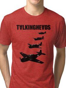 Talking Heads Remain In Light  Tri-blend T-Shirt