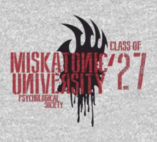 Ryu Original - Miskatonic PsychSoc '27 by Reverendryu