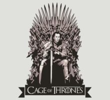 Nicolas Cage of Thrones by FacesOfAwesome