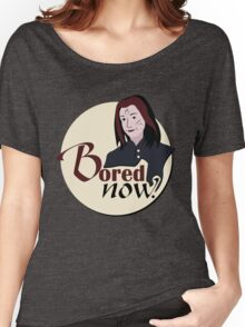 Dark Willow Women's Relaxed Fit T-Shirt