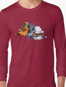 Daft Duck Long Sleeve T-Shirt