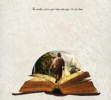 Bilbo's Adventure by isabelgomez