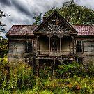 Abandoned Beauty, North Carolina by JKKimball