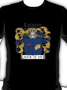 Lalonde (black variation) T-Shirt