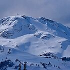 Whistler Mountain by Marcel Pepin