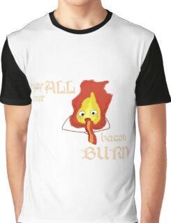A Curse on You Graphic T-Shirt