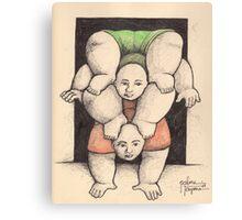 BOOGEYMAN Canvas Print