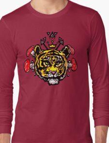king kahn Long Sleeve T-Shirt