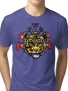 king kahn Tri-blend T-Shirt