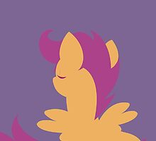 Scootaloo by Jetyplane
