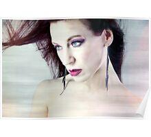 Pastel Breeze Poster