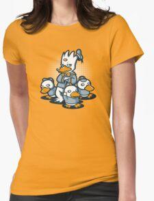 Pre-Evolutionary Nephews Womens Fitted T-Shirt
