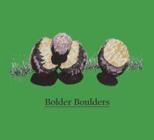 Bolder Boulders by James Lewis Hamilton