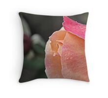 They Rose Together Throw Pillow