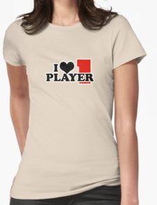I Heart Player 1 (b) T-Shirt