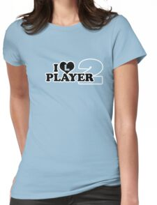 I Heart Player 2 (d) T-Shirt