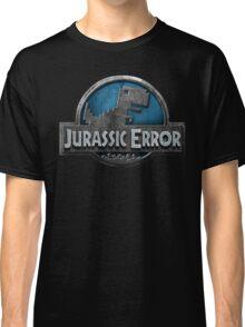 Jurassic Error Classic T-Shirt