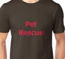 Pet Rescue Unisex T-Shirt