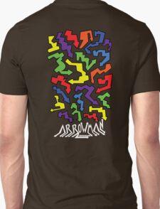 (Hoodie) Colourful Arrows Unisex T-Shirt