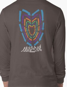 (Hoodie) Heart of Arrows  Long Sleeve T-Shirt