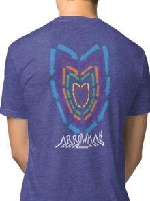 (Hoodie) Heart of Arrows  Tri-blend T-Shirt
