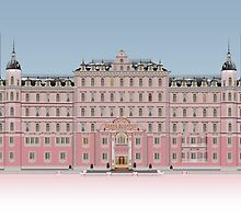 The Grand Budapest Hotel by infinityarrows