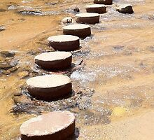 Stepping Stones, Newnes by Jennifer Mosher