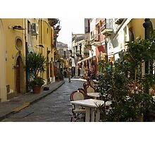 Lipari, Italy Photographic Print