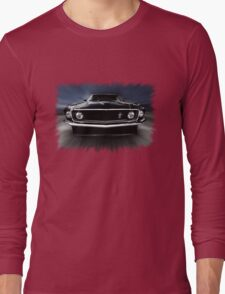 1969 FORD MUSTANG Long Sleeve T-Shirt