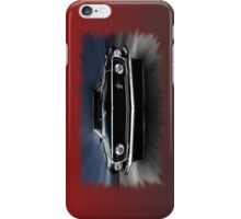 1969 FORD MUSTANG iPhone Case/Skin