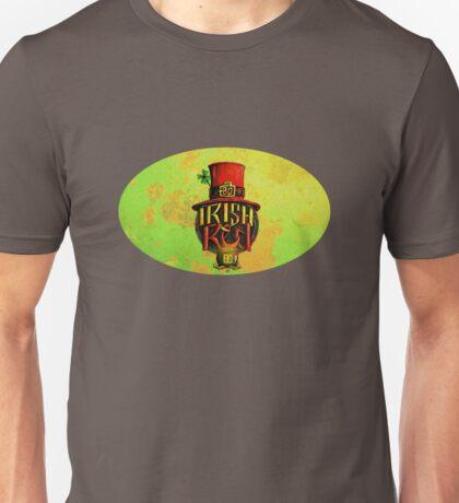 IRISH RED LABEL. Unisex T-Shirt
