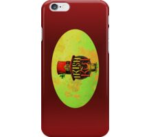 IRISH RED LABEL. iPhone Case/Skin