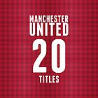 Manchester United by kelvclothing