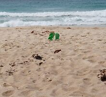 Gone Surfin' by Jennifer Mosher