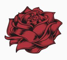 Marigold/rose Kids Tee