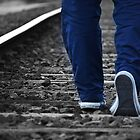 Walking The Line by mayolover