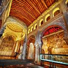 Mudjar Church of San Roman, Toledo, Spain by Wendy  Rauw