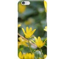 Dancing Buttercups iPhone Case/Skin