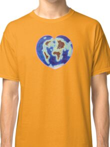 Love Our Earth Classic T-Shirt