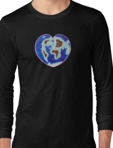 Love Our Earth Long Sleeve T-Shirt