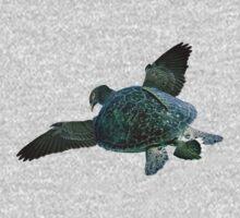 Turtle Dove Baby Tee