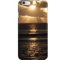 Pacific Island Sunset iPhone Case/Skin